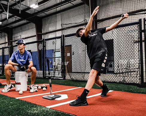 Indoor Multi-Use Baseball & Softball Tunnels | Extra Innings Denton